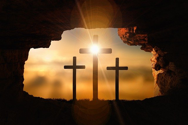 Christianity, birth, death and resurrection of our saviour Jesus Christ
